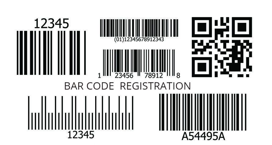 Bar Code Registration in  India