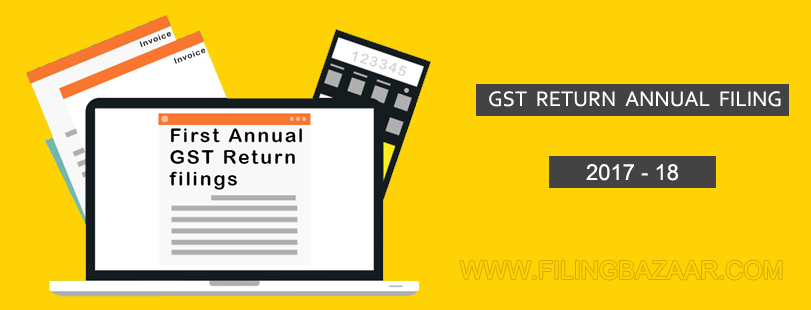 GST Return Annual Filing