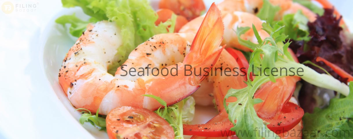 Sea Food Export Business License In India